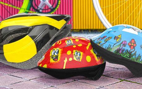 Cyklistická přilba Fly pro děti i dospělé