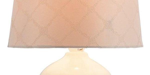 Rabalux 4380 Ellie stolní lampa, béžová2