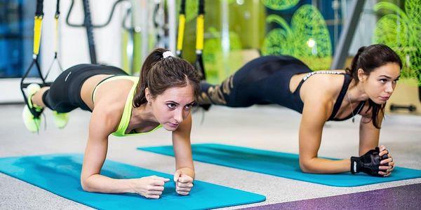 4týdenní fitness kurz pro ženy a 150 fit receptů