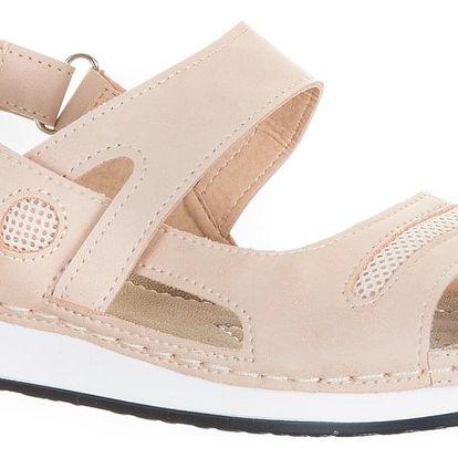 Camo Dámské sandály měkké klasické