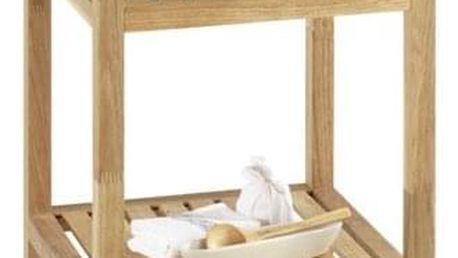 Regál koupelnový NORWAY - 4 úrovně, WENKO