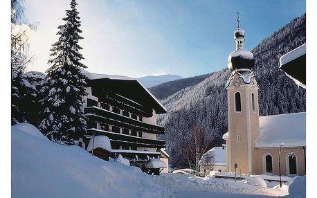 Hotel Basur ve Flirsch am Arlberg, Tyrolsko