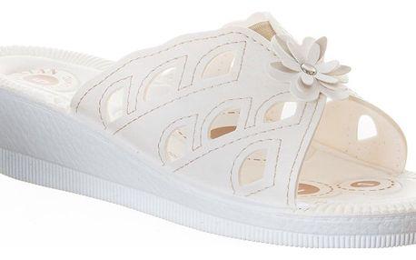 Darina Dámské pantofle Komfort gelová stélka