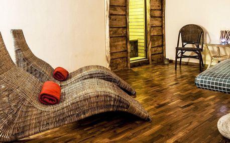 3denní relax v Krkonoších: wellness i jídlo