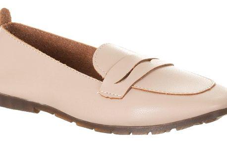 Chun.sen Dámské baleríny loafers měkké