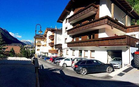 Apartmány Sofie v Ischglu, Tyrolsko