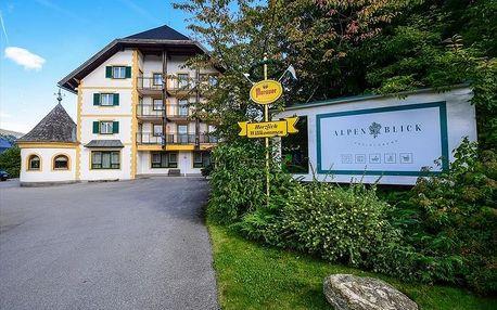 Hotel Alpenblick v St. Georgen ob Murau, Štýrsko