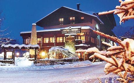 Hotel Lukasmayr v Brucku an der Grossglocknerstrasse, Salcbursko