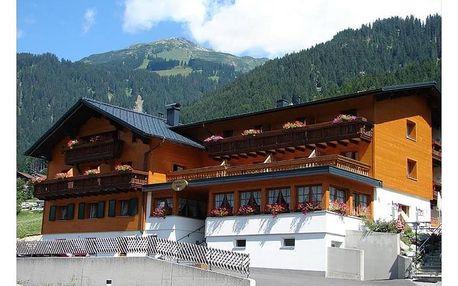 Hotel Vallüla v St. Gallenkich im Vorarlberg, Vorarlbersko