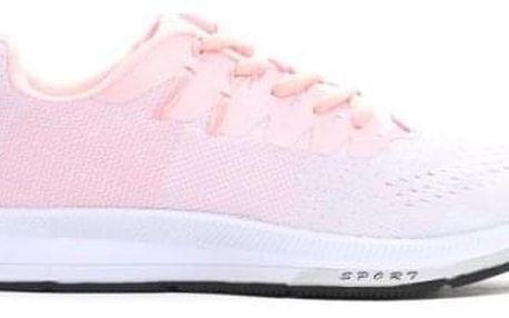 Dámské růžové tenisky Debra 822