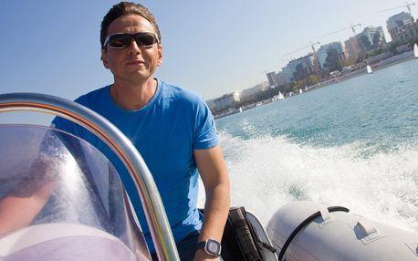 6hod. kurz Vůdce malého plavidla na Vltavě