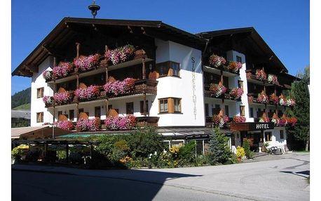 Hotel Simmerlwirt v Niederau - Wildschönau, Tyrolsko