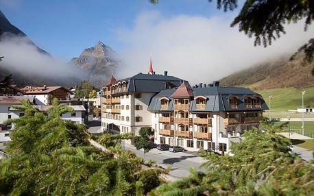 Hotel Fluchthorn v Galtüru, Tyrolsko