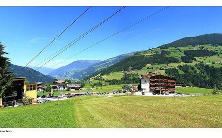 Hotel Dörflwirt v Hainzenbergu, Tyrolsko
