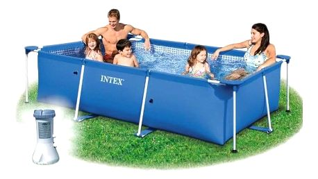 Marimex | Bazén Florida 1,5x2,2x0,6 m s kartušovou filtrací | 10340150