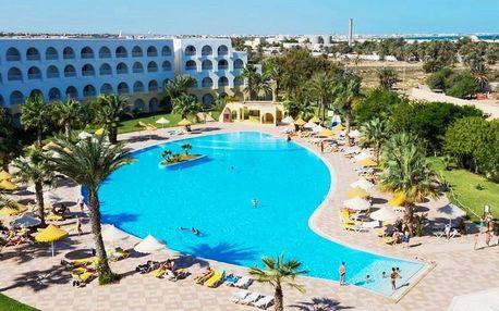 Tunisko - Djerba letecky na 8-12 dnů, all inclusive
