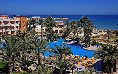 Tunisko - Zarzis letecky na 8-11 dnů, all inclusive