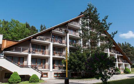 Jižní Morava: Hotel Radějov