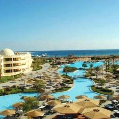 Egypt - Hurghada letecky na 8-14 dnů, all inclusive