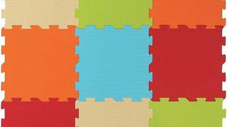 LUDI Puzzle pěnové 90x90 cm - 9 ks