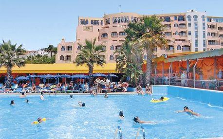 Portugalsko - Algarve na 9 dní, all inclusive s dopravou letecky z Prahy, přímo na pláži