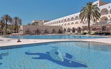 Tunisko - Mahdia letecky na 8-11 dnů, all inclusive