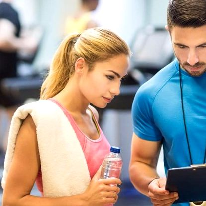 Akreditovaný kurz na trenéra fitness