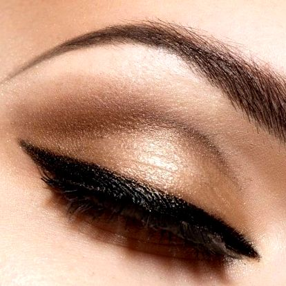 Permanentní make-up: horní i dolní linky