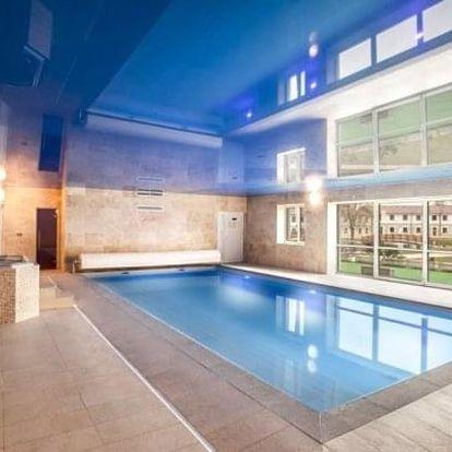 Podzim v Hotelu Lions s polopenzí, neomezeným wellness, procedurami a slevami