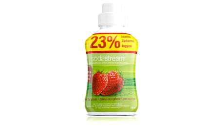 SodaStream Zelený čaj 750 ml