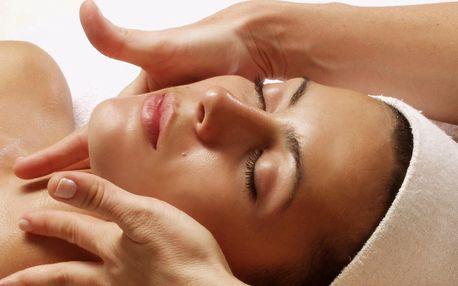 Kosmetické ošetření pleti i s manuálním liftingem