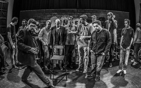 Stand-up show s komiky z Underground Comedy v Plzni