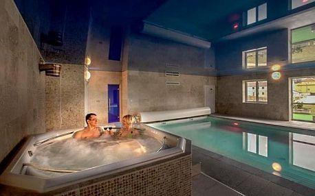 Rakovnicko: Luxusní Hotel Lions s all inclusive a neomezeným wellness s bazénem