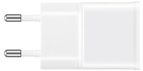 Nabíječka do sítě Samsung EP-TA20EWE, 1x USB, 2A s funkcí rychlonabíjení + MicroUSB kabel (bulk) bílá (EP-TA20EWEUGWW)2