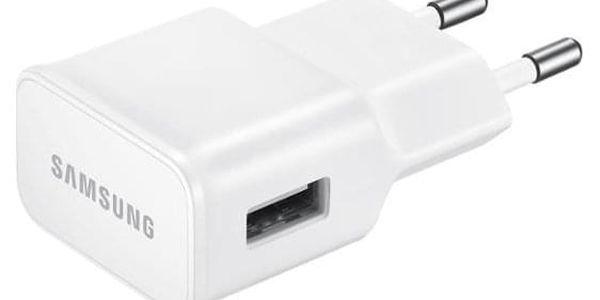 Nabíječka do sítě Samsung EP-TA20EWE, 1x USB, 2A s funkcí rychlonabíjení + MicroUSB kabel (bulk) bílá (EP-TA20EWEUGWW)5