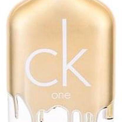 Calvin Klein CK One Gold toaletní voda 100 ml unisex