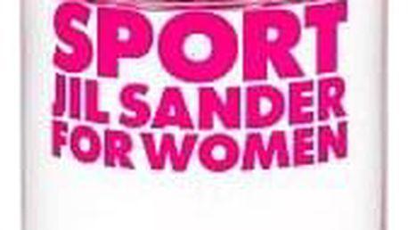 Jil Sander Sport For Women toaletní voda 30 ml pro ženy