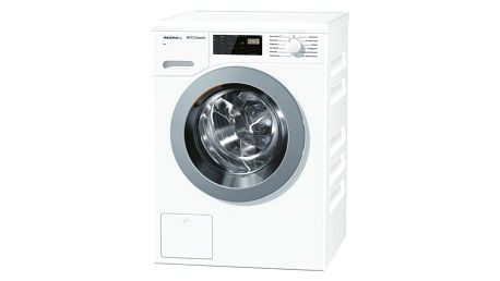 Automatická pračka Miele ChromeEdition WDB 020 bílá