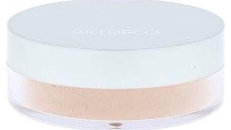 Artdeco Pure Minerals Mineral Powder Foundation minerální pudrový make-up 15 g odstín 2 Natural beige