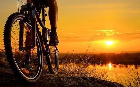 Na kole okolo Menorcy, Španělsko, letecky, polopenze