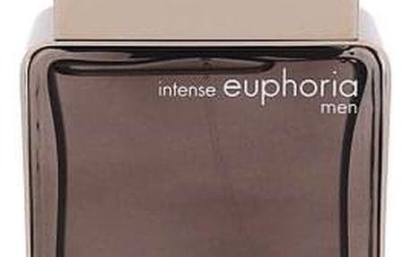 Calvin Klein Euphoria Men Intense toaletní voda 100 ml pro muže