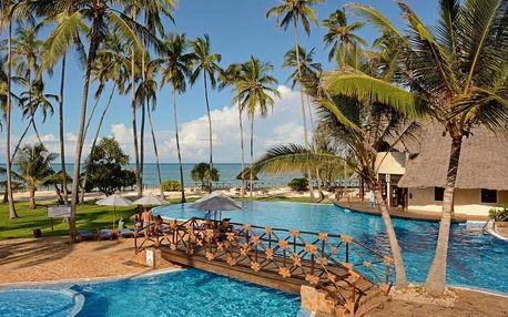 Zanzibar - Ocean Paradise na 8 dní, polopenze s dopravou letecky z Prahy, přímo na pláži