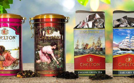 Kvalitní cejlonský čaj: Earl Grey i Gunpowder