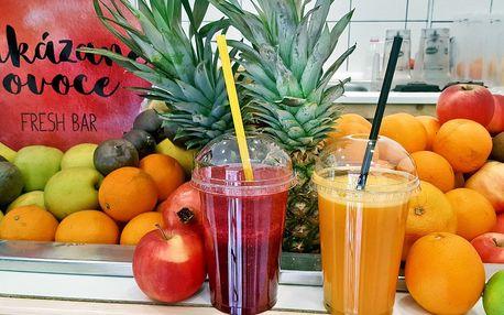 Detox na 3 či 5 dní: ovocné a zeleninové šťávy