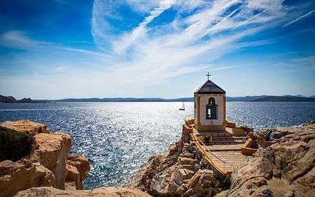Krásy Sardinie - Hotel Baia delle Mimose 4*, Itálie, letecky, polopenze