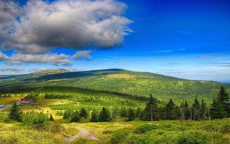 Pronájem celé chaty pro 4 až 28 osob přímo na vrcholku hory Bubákov - Herlíkovice