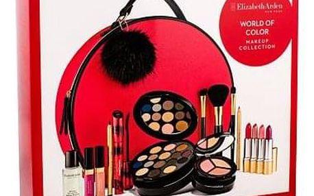 Elizabeth Arden World Of Color 84,62 g sada Complete Makeup Palette pro ženy
