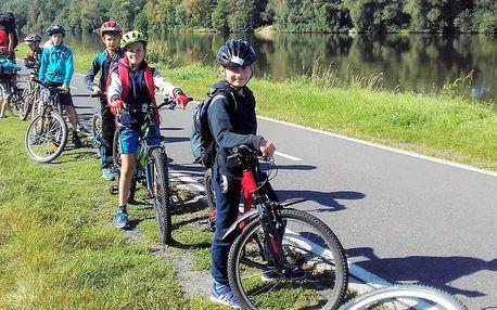 Letní sportovní příměstské tábory: inline i kola