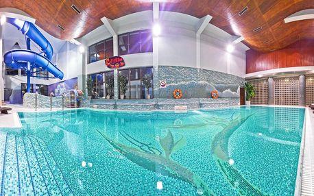 Jaro a léto v Polsku ve výborném hotelu Klimek **** s aquaparkem