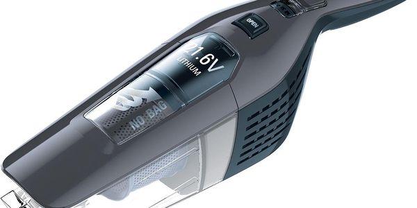 Vysavač tyčový Rowenta Dual Force RH6756WO šedý + DOPRAVA ZDARMA3